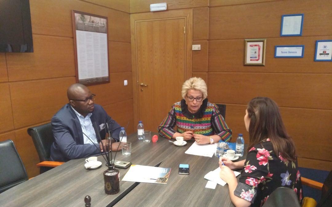 O Grupo ENSINUS e o IPT em conversa com o DN