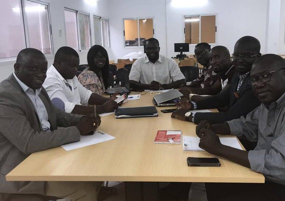 Reunião de Conselho Pedagógico do IPT