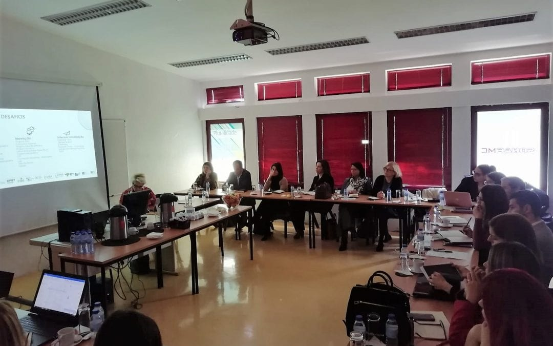 28.º Reunião Geral do Grupo Ensinus