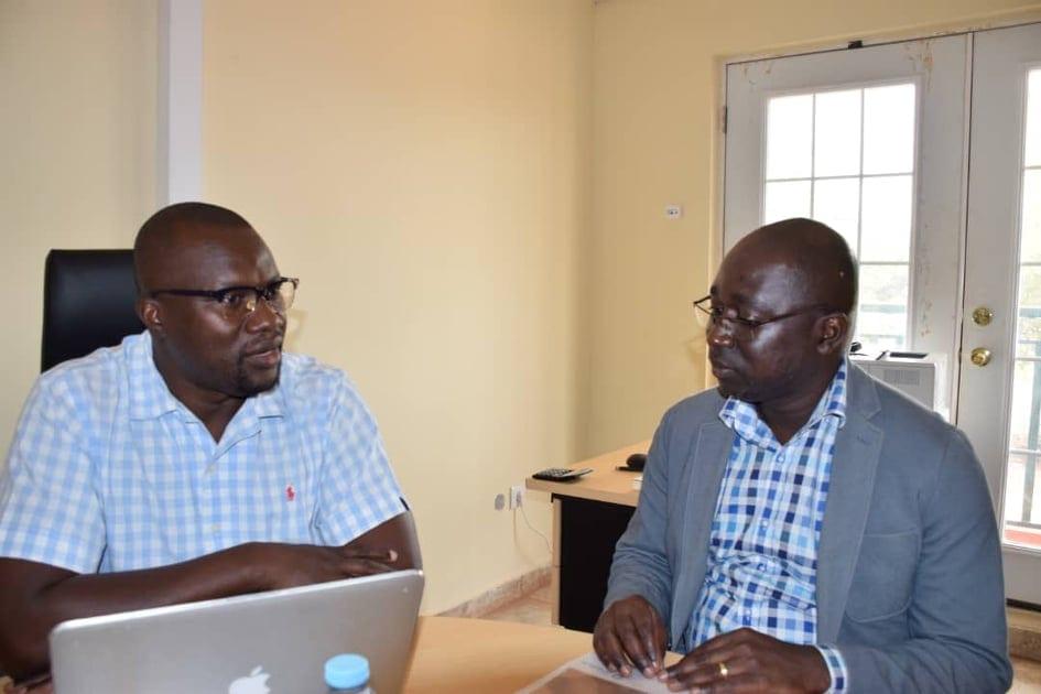 IPT recebe o Diretor Geral do Ensino Superior da Guiné Bissau