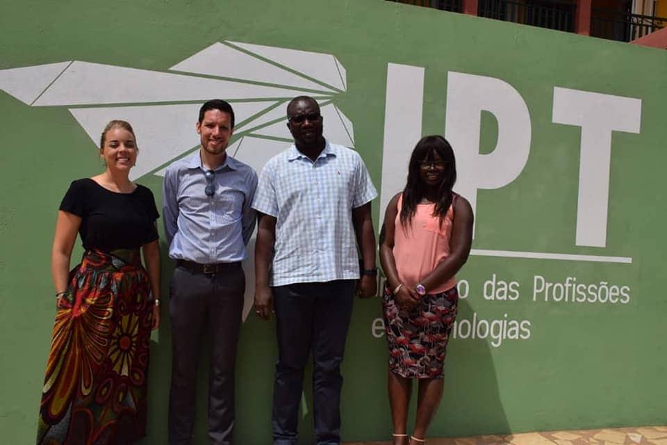 Organização WAVS visita o IPT