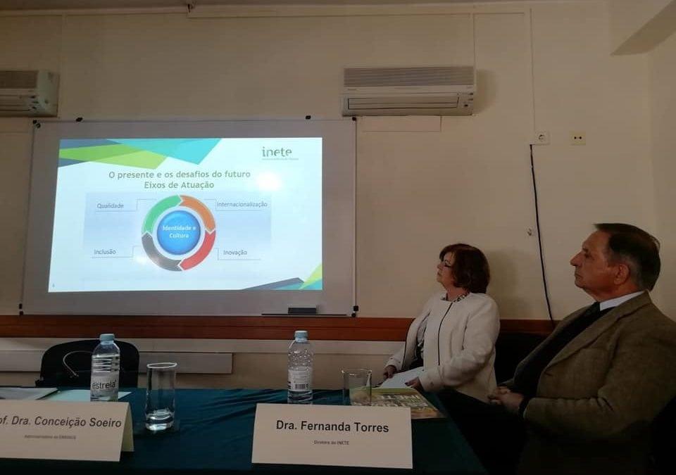 Reunião do Conselho Consultivo do INETE