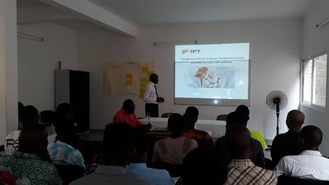IPT Recebe Palestra sobre Inovações Tecnológicas nas Instituições Públicas e Privadas