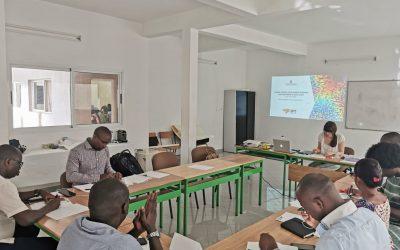 "IPT recebe formação: ""Human Capital Development Training for Mentoring in Education"""