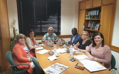 Reunião do Conselho de Administração do INETE
