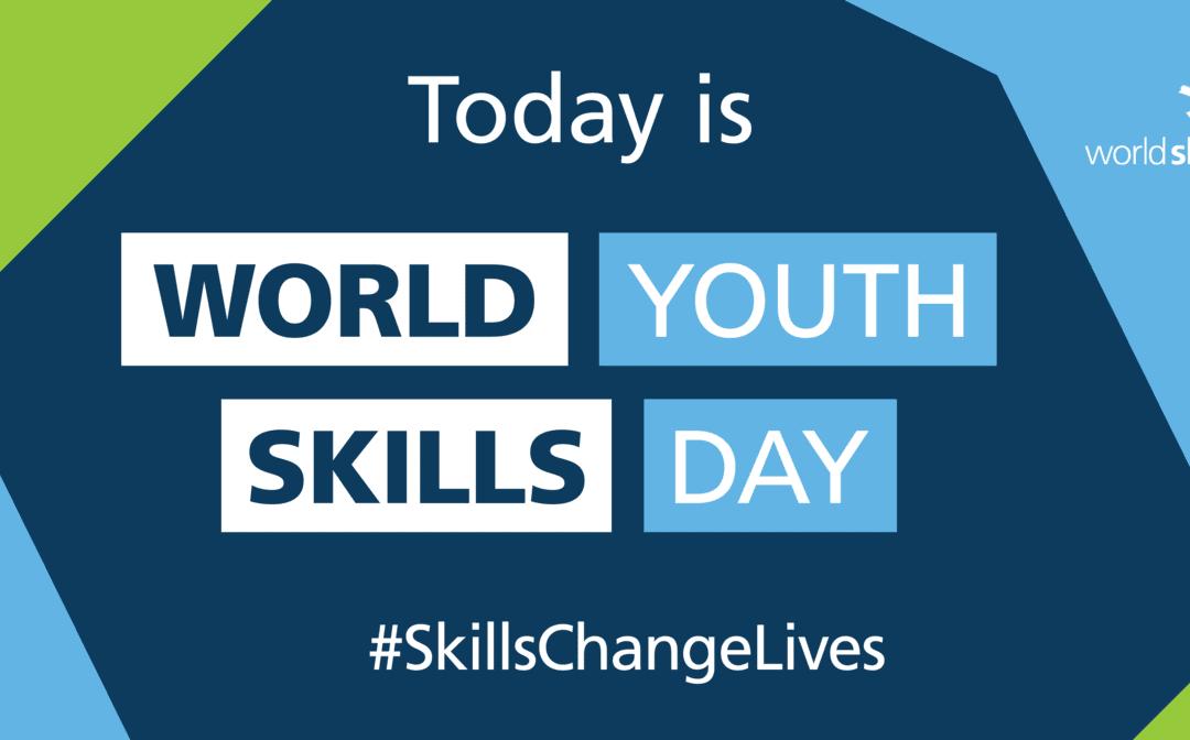 Dia Mundial das Competências dos Jovens | World Youth Skills Day
