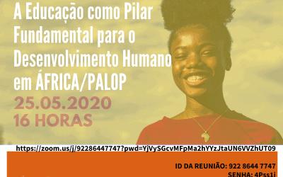 Grupo ENSINUS CELEBRA O DIA DE ÁFRICA!